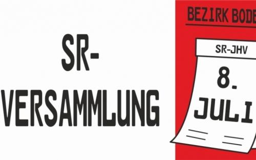 2021 SR-Jahreshauptversammlung